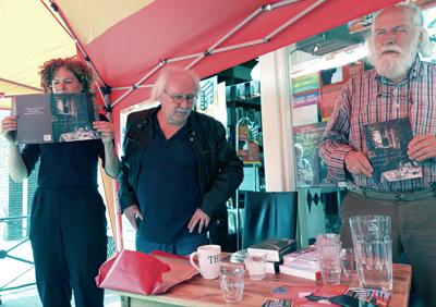 Book Store Day uitgeverij Het Huis met de Drie Gedichten
