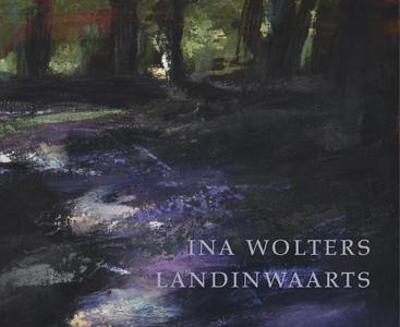 Ina Wolters Landinwaarts Uitgeverij Het Huis met de Drie Gedichten